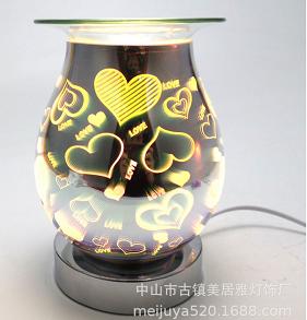 美居雅香薰灯,3D灯笼满天心感应,礼品灯
